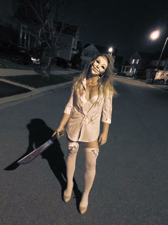 Womens Halloween Costumes 2018 >> 62 Scary Halloween Costumes Ideas for Women Unique Creative...