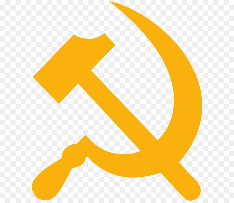 Soviet Union Hammer And Sickle Russian Revolution Communist Symbolism Communism Foice E Martelo Simbolo Comunista Ilustracoes