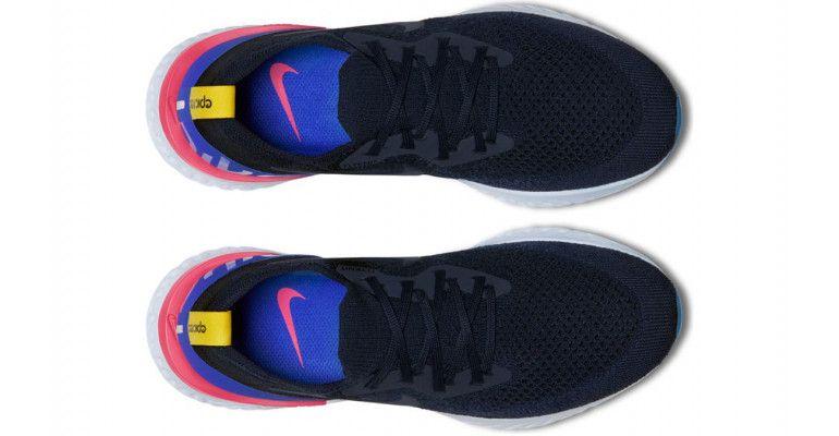 af849e99427 NEW! Women s Nike Epic React Flyknit Running Shoe