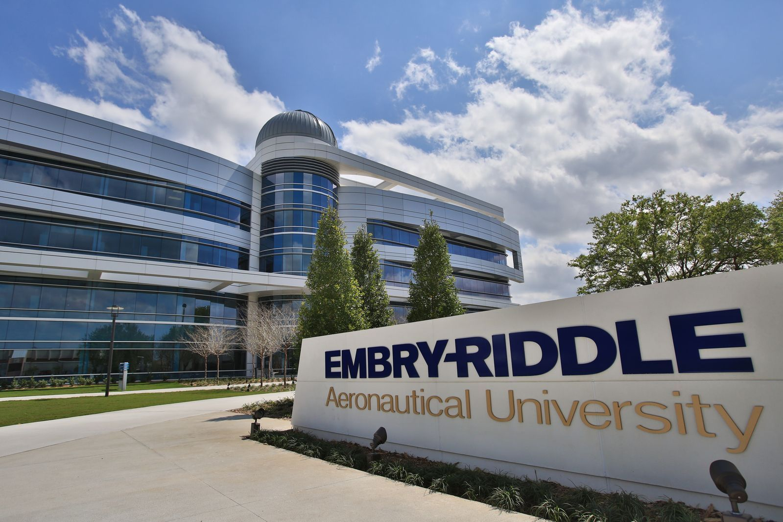We can't wait to see Embry Riddle Aeronautical University