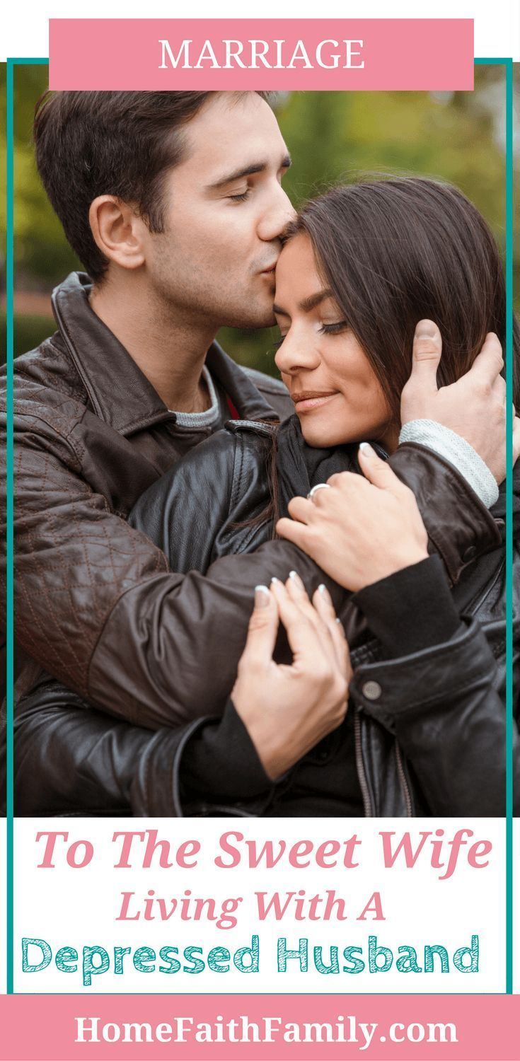 to the sweet wife living with a depressed husband | secrets to a