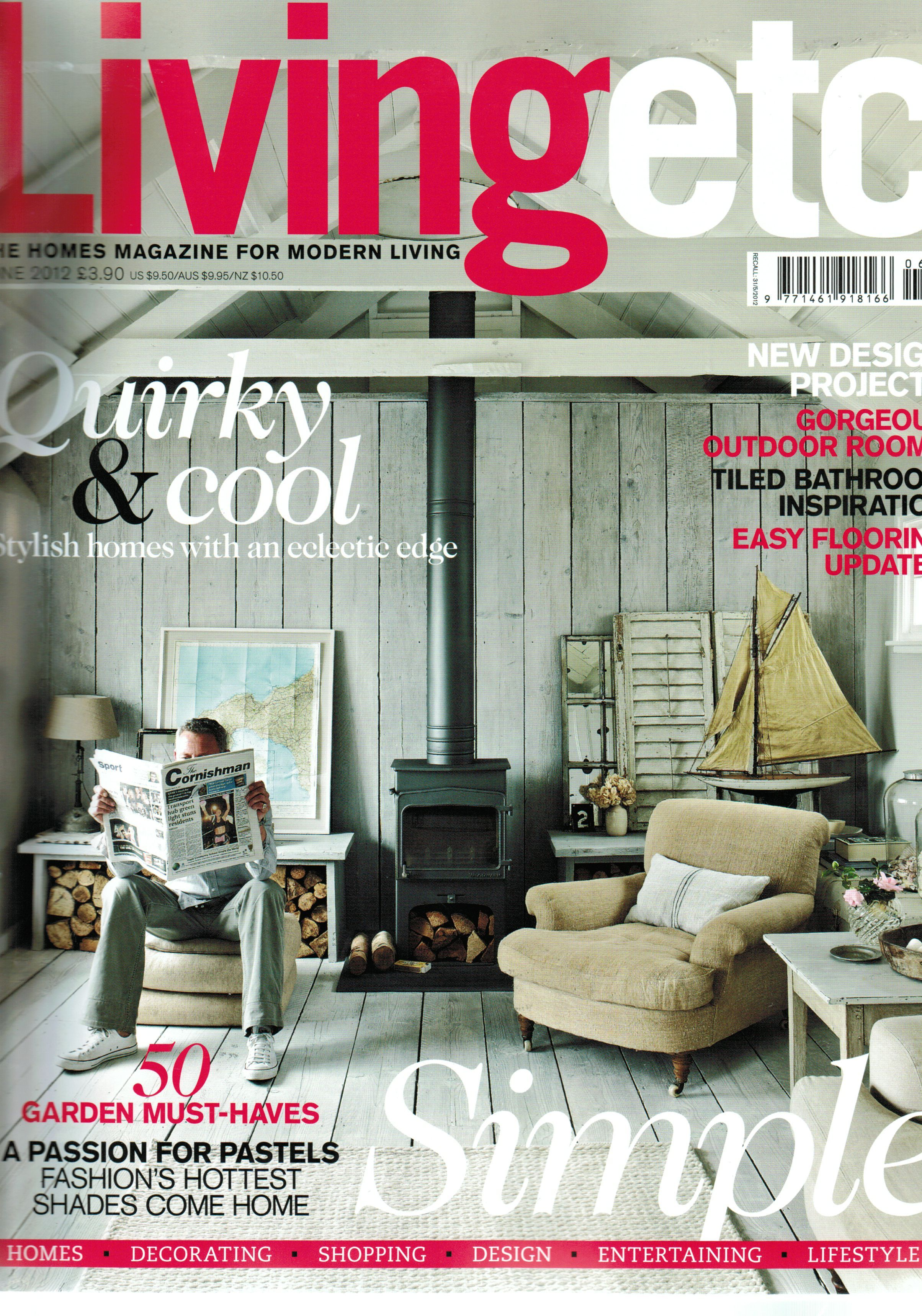 Designer Sofas And Curtains Tottenham Court Road Living Etc Magazine June 2012 Featured Raft 39s Flagship