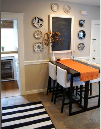 I Like The Placement Of The Table Might Work In My Kitchen
