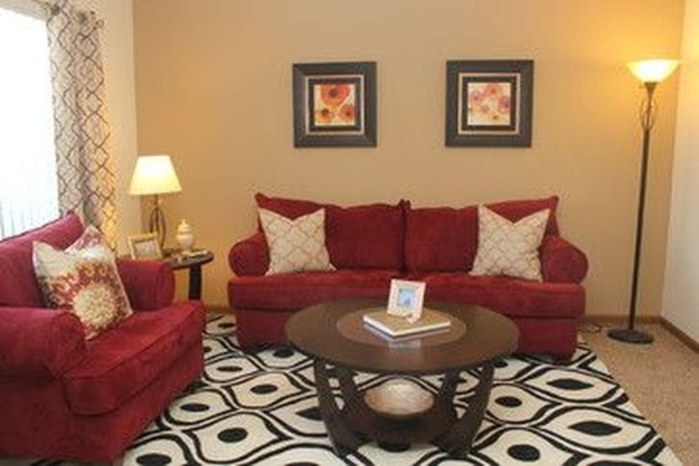 Brilliant Red Couch Living Room Design Ideas 19 Red Living Room Decor Red Couch Living Room Couches Living Room