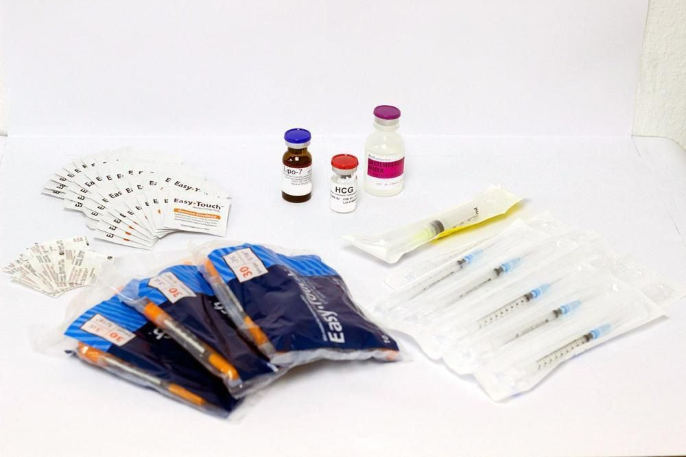 phentermine and b12 lipo injections