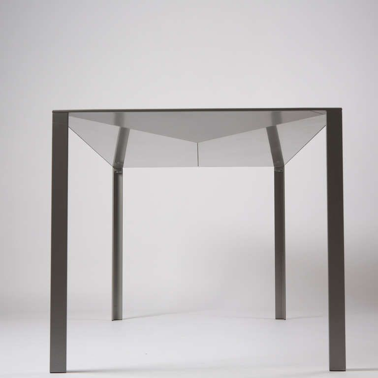 """Less"" Table by Jean Nouvel for Molteni image 5 (With"