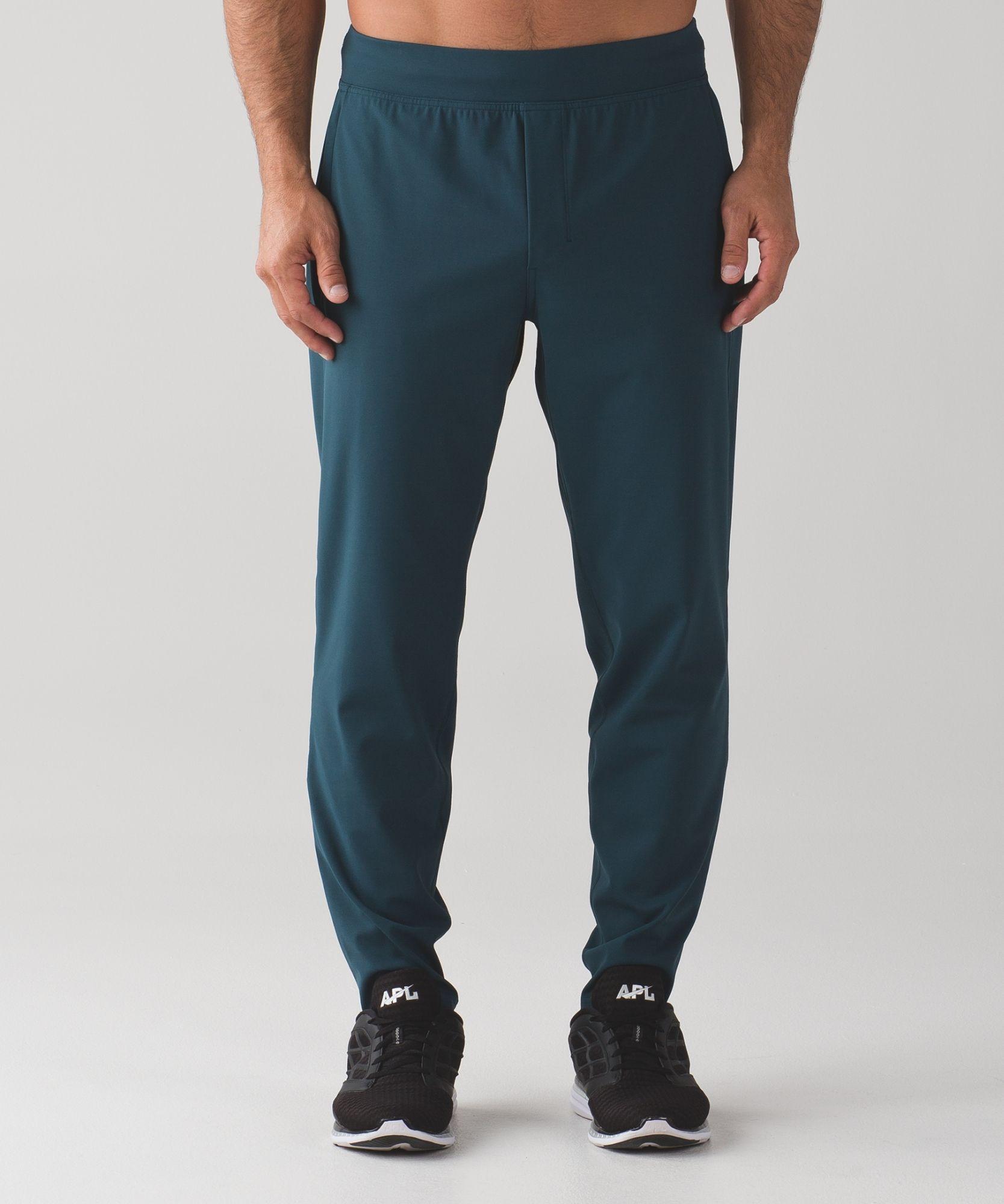 de0f233954 Men's Running Pants - (indochine blue, Size M) - Surge Pant *DWR ...