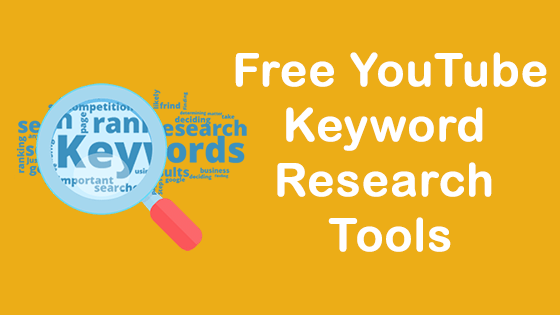 8 Top Free Youtube Keyword Tools 2020 Keyword Tool Youtube Free Youtube
