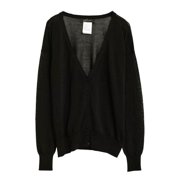Cashiry cardigan (1.815 ARS) ❤ liked on Polyvore featuring tops, cardigans, sweaters, shirts, cardigan top, cardigan shirt and shirt top
