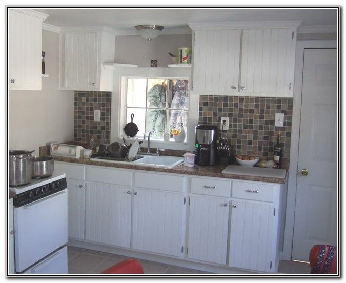 Knotty Pine Kitchen Cabinets Painted White Home Knotty Pine