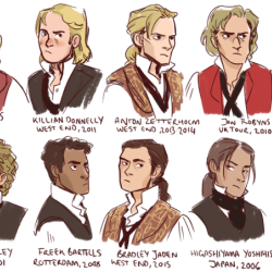 """boopliette: """"i now have 70 bootlegs of Les Mis (and that's not"""