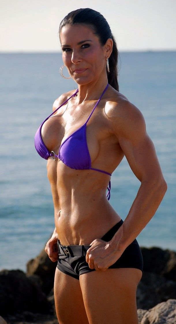 Fit body women in 40 years old state affairs
