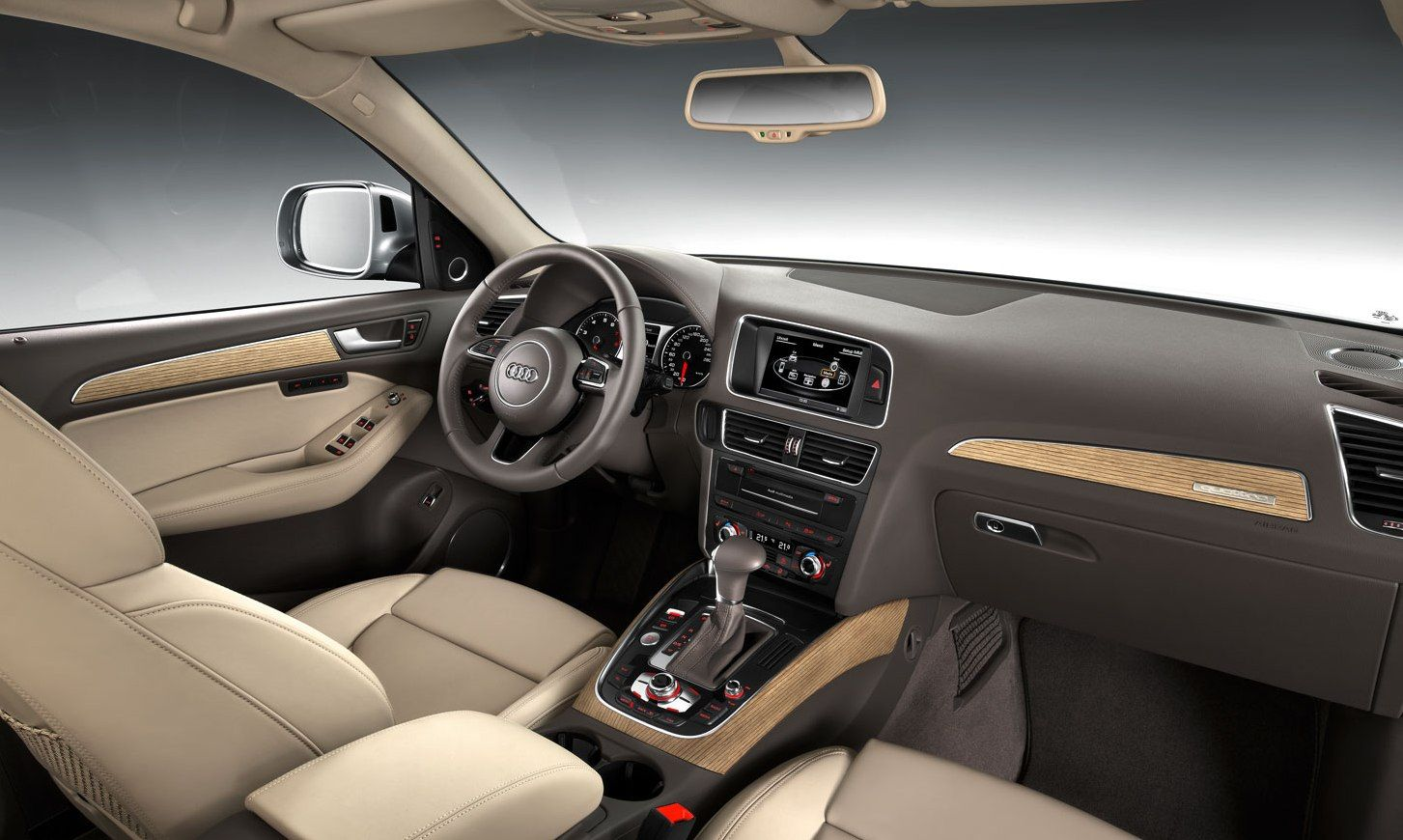 The 2013 Audi is a compact luxurious crossover available in 5 trim levels:  Premium Plus, Premium.