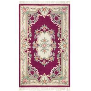 Home Decorators Collection Imperial WIne 8 ft. x 11 ft. Area Rug  on  Daily Rug Deals