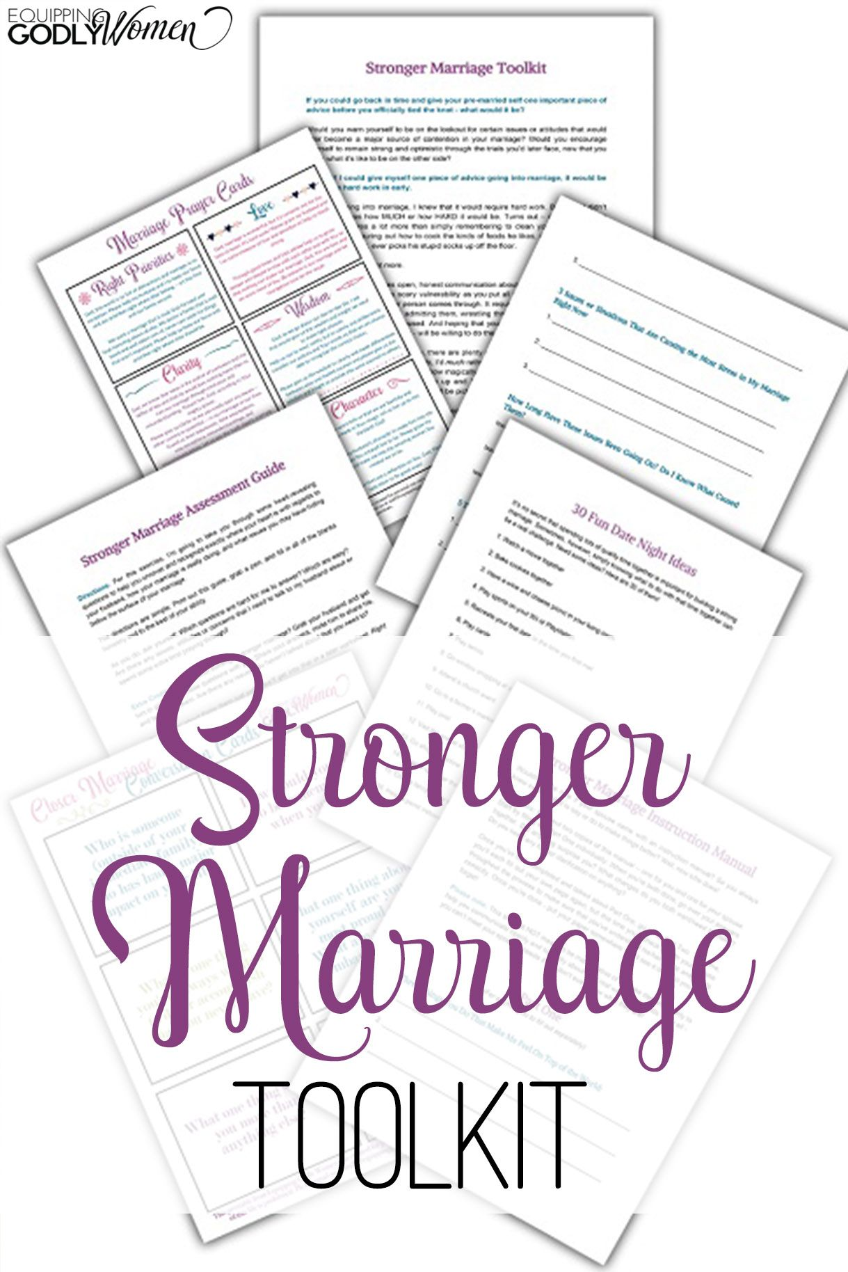 Strengthen Your Marriage With The Stronger Marriage