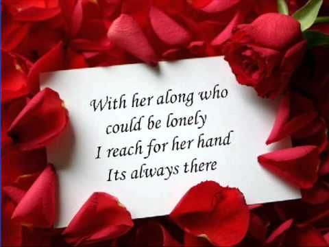 Love story - Andy Williams with lyrics - YouTube