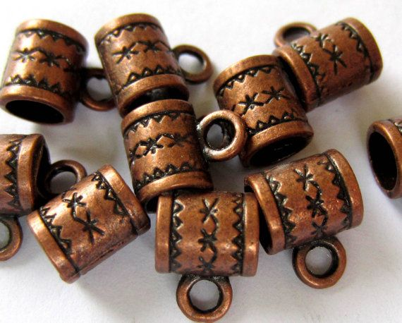 20+ Copper charms for jewelry making information