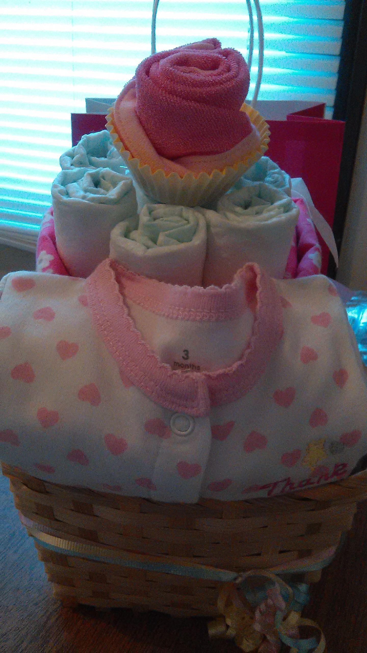 Baby Shower Gift Basket, Baby Shower Gifts, Gift Baskets, Baby