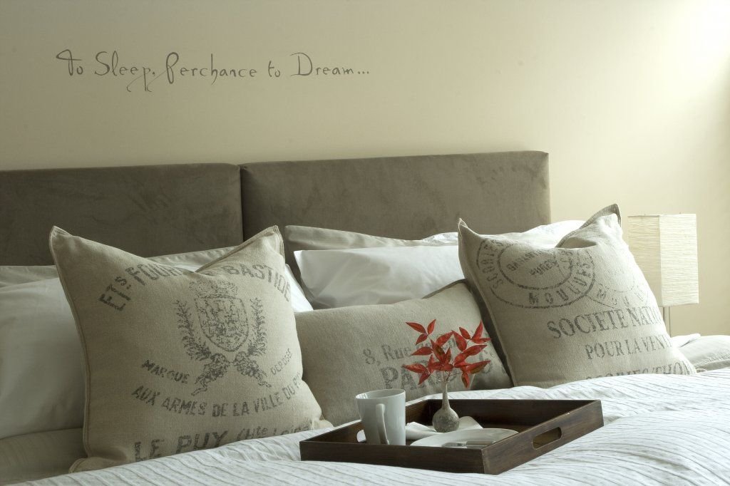 hoofdbord tbv master bedroom