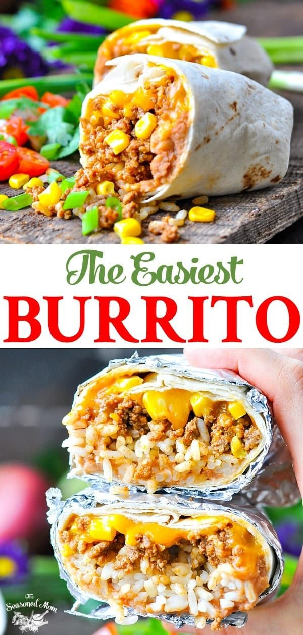 The Easiest Burrito images