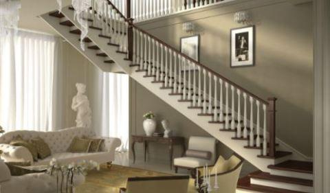 Scaletta In Legno Per Bagno : Scale a giorno in legno per interni collezione scale interne