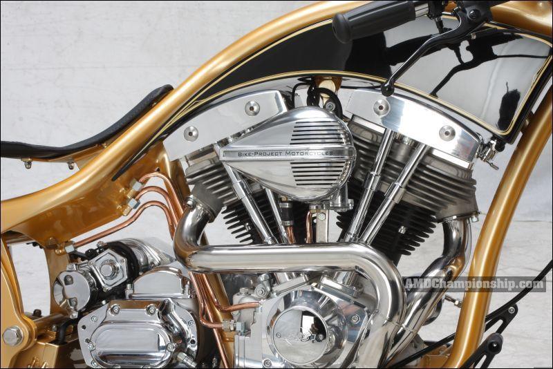 AMD World Championship, Bike Project, bike details & gallery