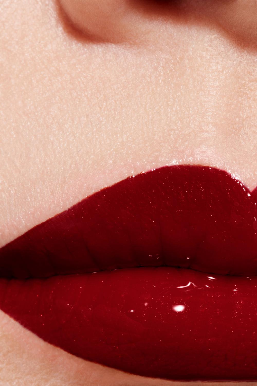 Le Rouge Duo Ultra Tenue Ultrawear Liquid Lip Colour 180 Passionate Red Chanel Color Perfect Lipstick