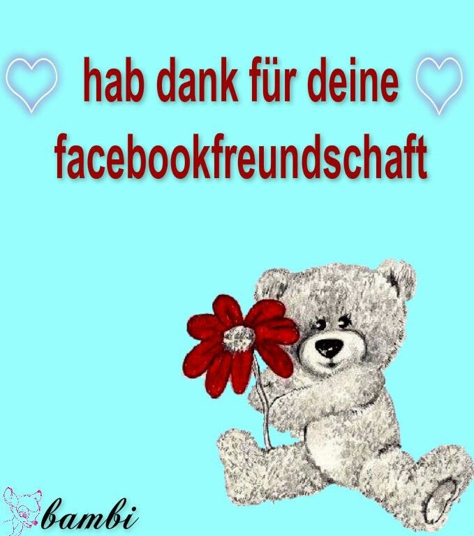 danke fb dankesch n thank you danke und spr che. Black Bedroom Furniture Sets. Home Design Ideas
