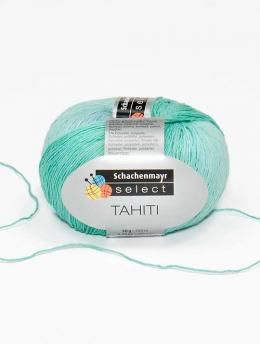The perfect summer yarn for crochet and knitting projects.