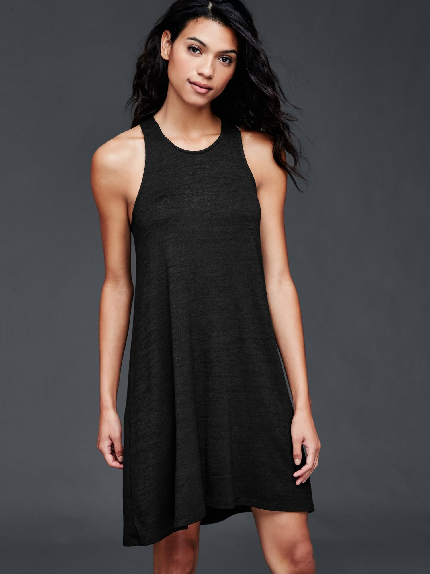 Softspun Knit Racerback Dress Racerback Dress Women Clothes Sale Dresses [ 2000 x 1500 Pixel ]