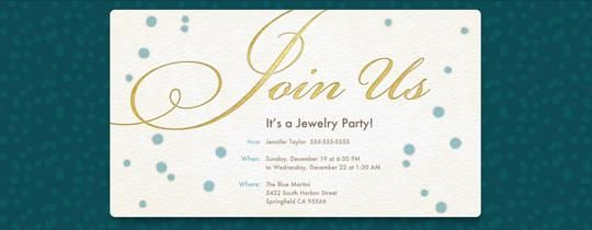 Join us gold invitation brians birthday cards pinterest join us gold invitation stopboris Choice Image