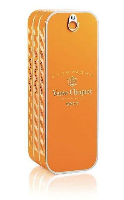 Veuve Packaging... Keep it fresh!