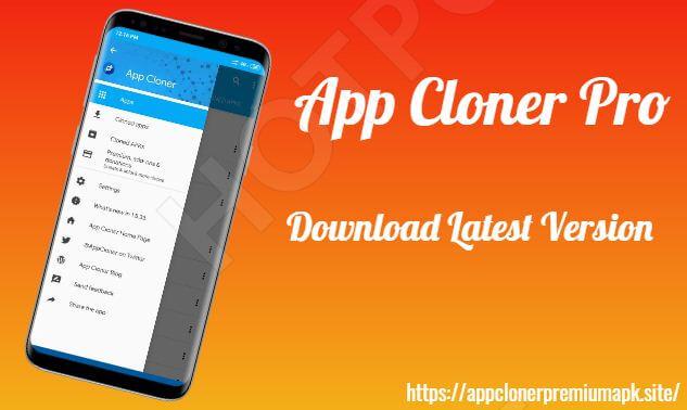 100 Working App Cloner Premium Apk Download Latest Version Mobile App App Application Settings