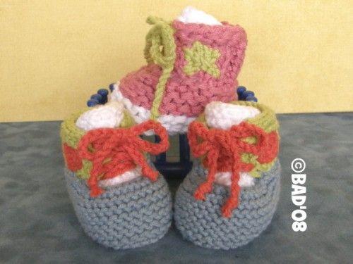 lil Tykies: Loom Knitting Pattern | Telar