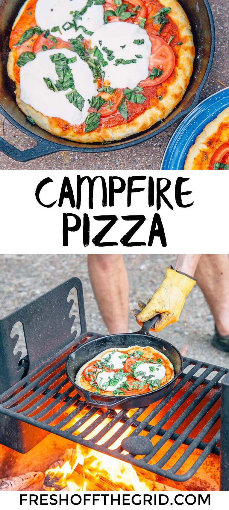 Photo of How to Make Campfire Pizza from Scratch