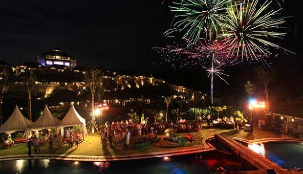 Celebrating New Years Eve 2015 In Bali Indonesia Asia Destinations New Years Eve New Years Eve 2015