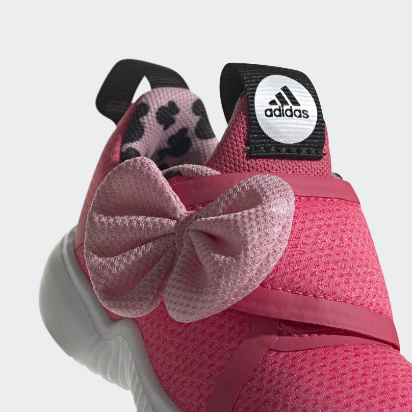 Minnie mouse shoes, Pink adidas, Kid shoes