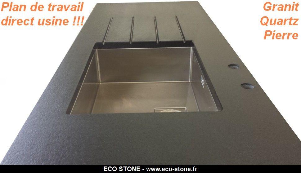 Epingle Sur Plan De Cuisine En Quartz Et Granit A Partir De 54 Euros Ml