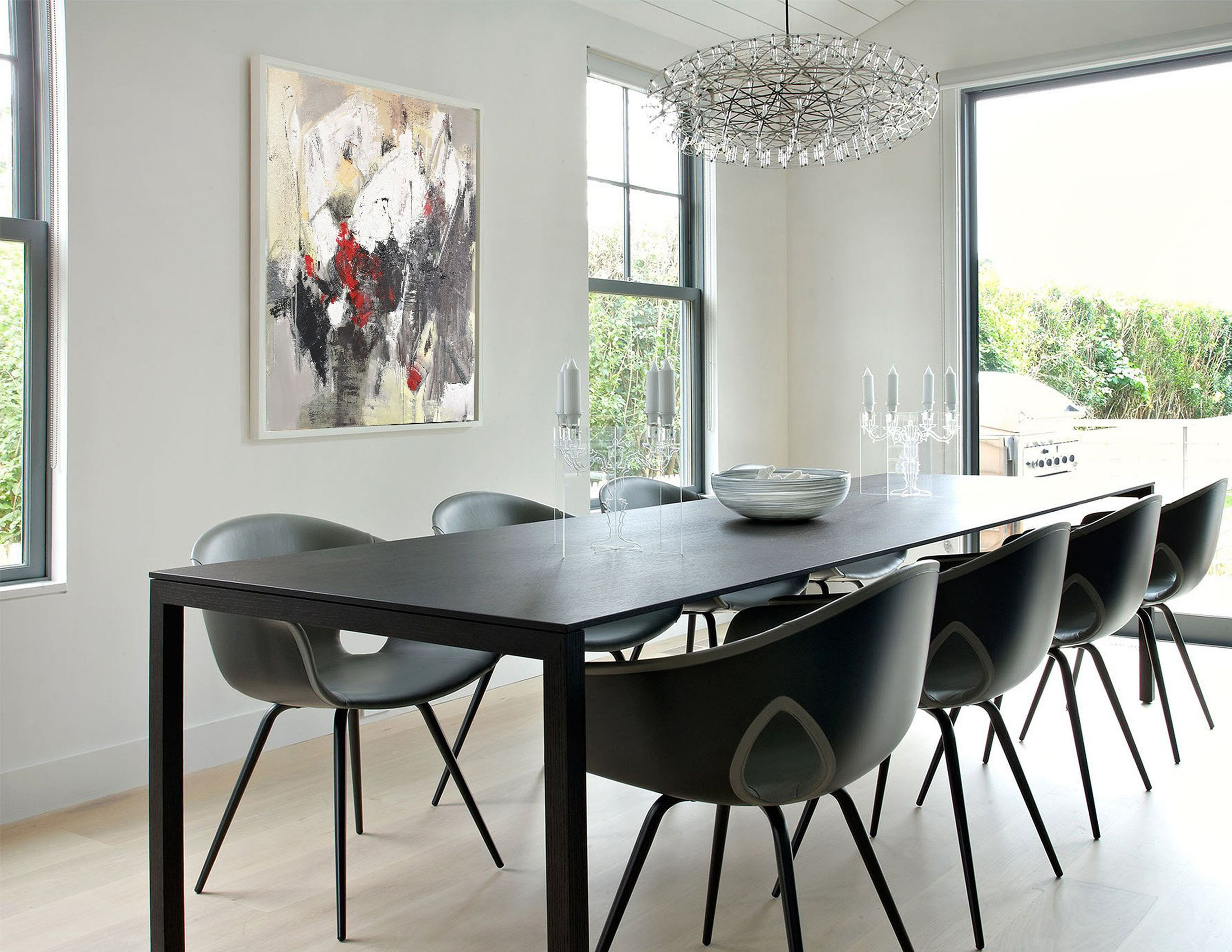 super extra large oversize panoramic canvas modern wall on large wall art id=43264