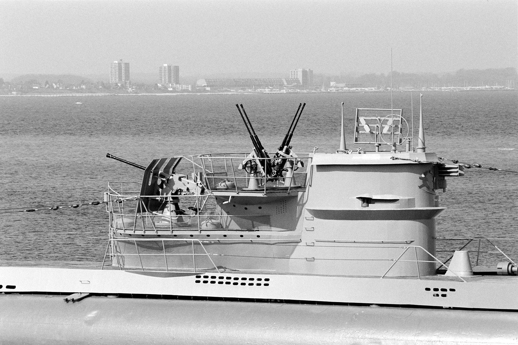 VII C U-Boot Flak - German Type VII submarine - Wikipedia