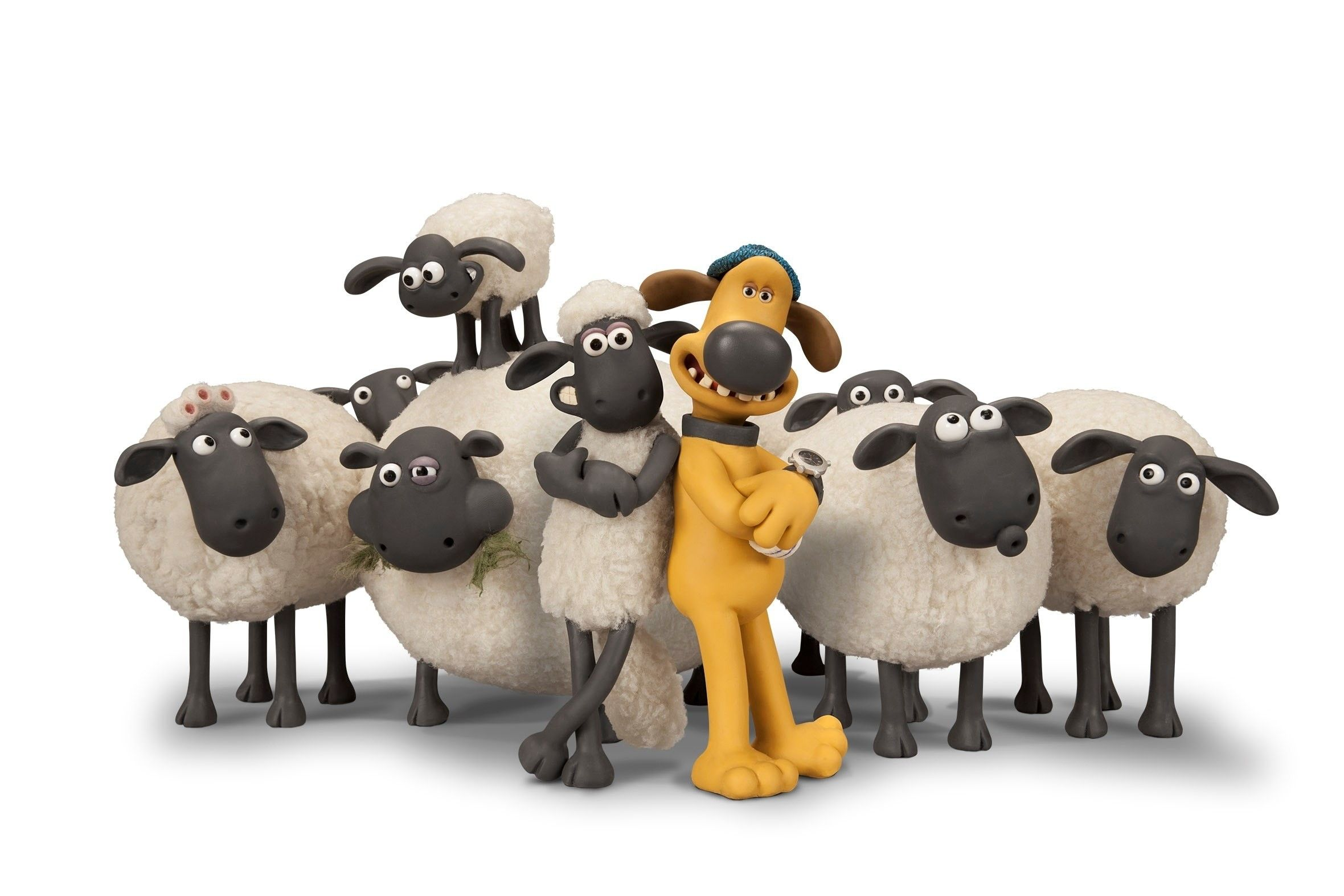 Shaun The Sheep Wallpaper 2360x1573 Ipad 2020 ひつじの