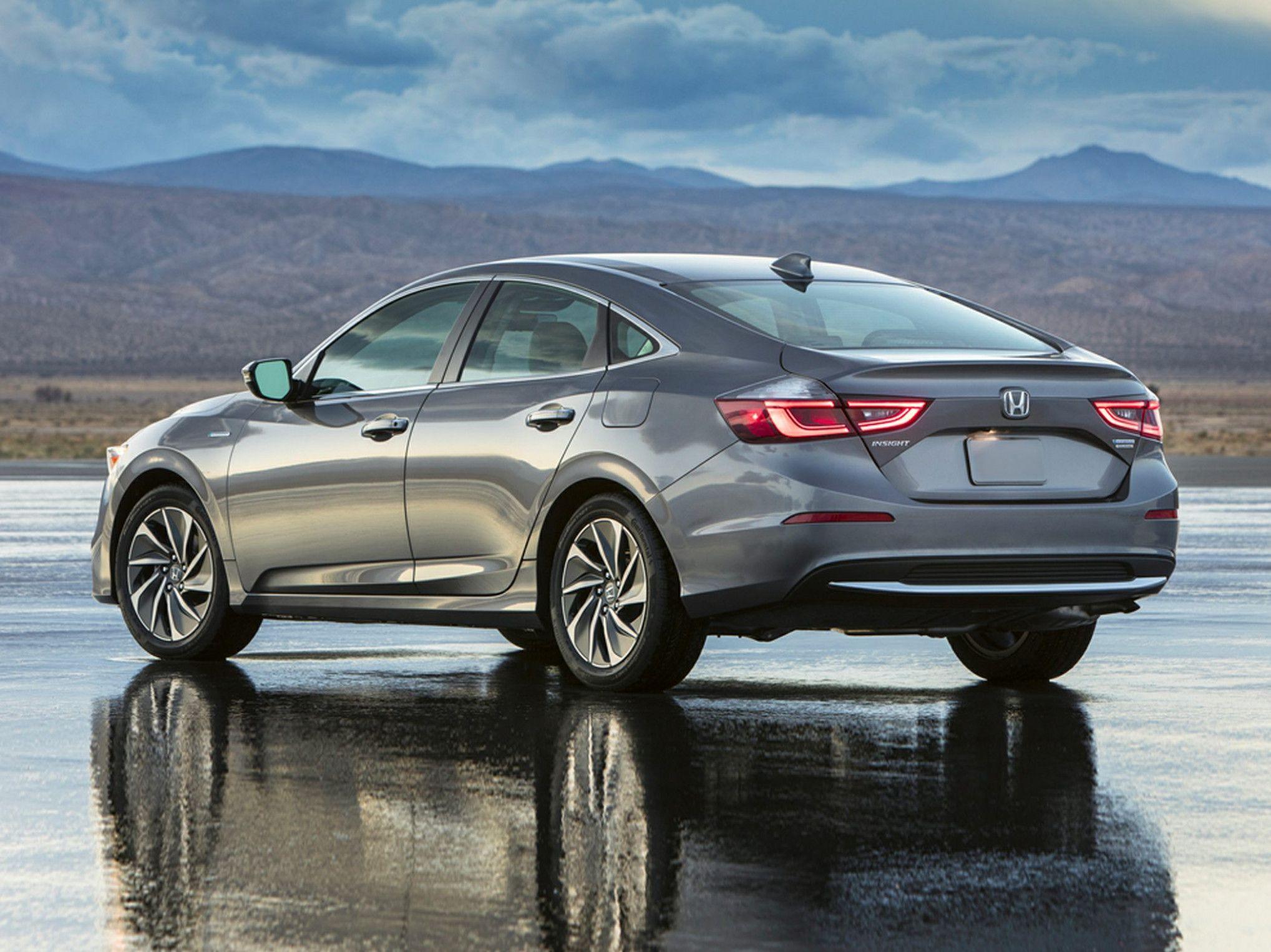 Honda Insight 2020 Review Interior