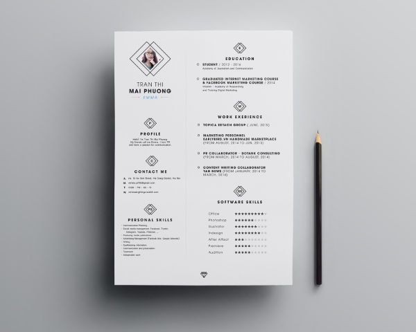 24 more free resume templates to help you land the job