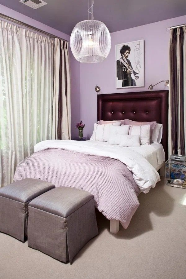 Pin by Samantha Taylor on Bedroom | Bedroom color schemes ...