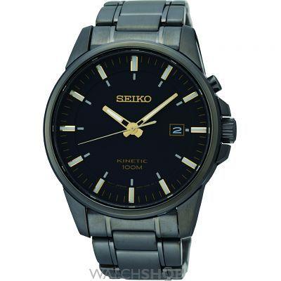 Mens Seiko Kinetic Watch SKA531P1