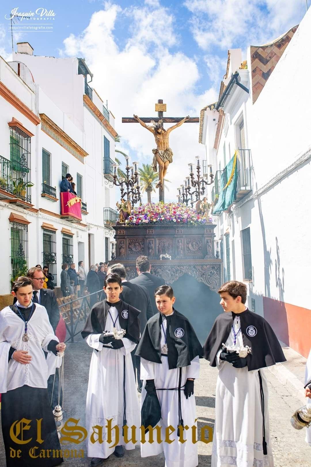 Pin De Antonio Avila En Semana Santa De Carmona En 2020 Semana Santa Santos