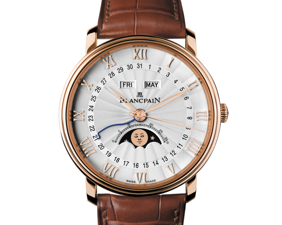 Blancpain complete calendar Blancpain, Watches for men