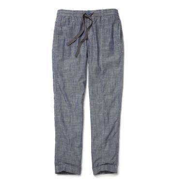Joe Fresh Women's Chambray Pant