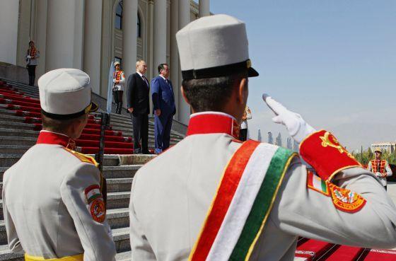 Rusia refuerza su presencia militar en Asia Central   Internacional   EL PAÍS