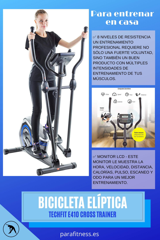 Bicicleta Elíptica Máquinas Fitness De Ejercicio Para Tu Casa Entrenamiento Fitness Fitness Bicicleta Eliptica